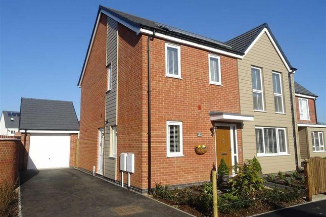 Thumbnail Detached house for sale in Buckthorn Road, Ravenstone, Coalville