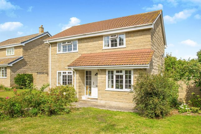 Thumbnail Detached house for sale in Kings Close, Longburton, Sherborne