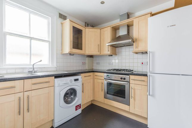 Thumbnail Flat to rent in Berkeley Road, Crouch End, London