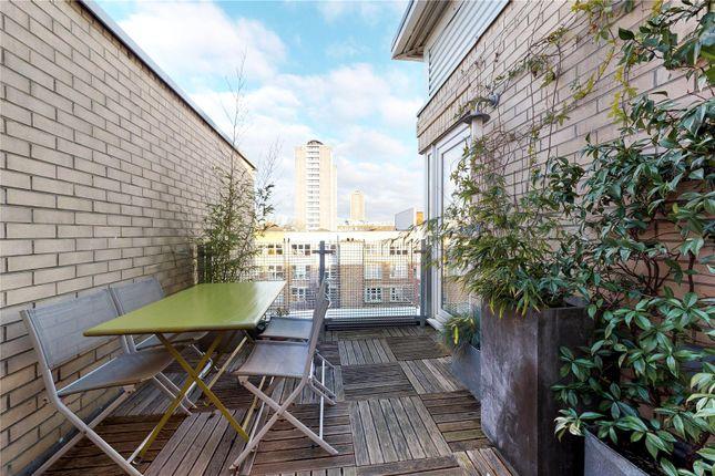 Terrace of Seward Street, London EC1V