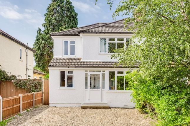 4 bed semi-detached house to rent in Worthfield Close, West Ewell, Epsom KT19