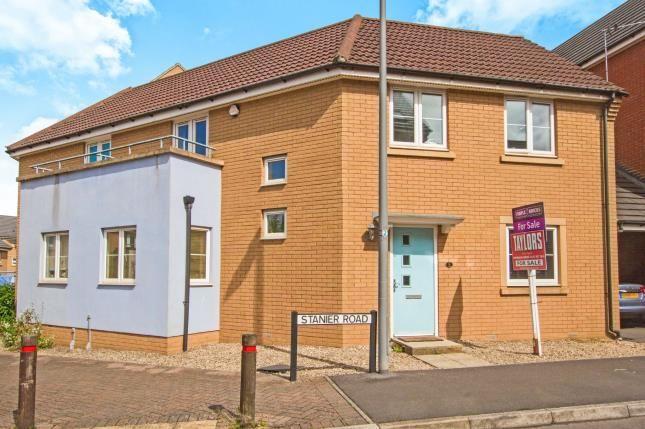 Thumbnail Semi-detached house for sale in Stanier Road, Mangotsfield, Bristol