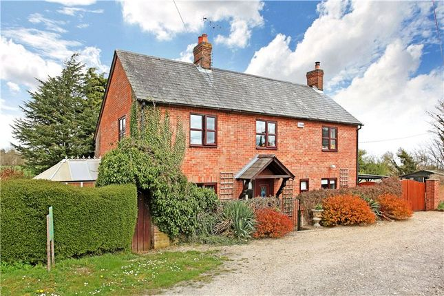 Thumbnail Detached house for sale in Woodcutts, Salisbury, Dorset