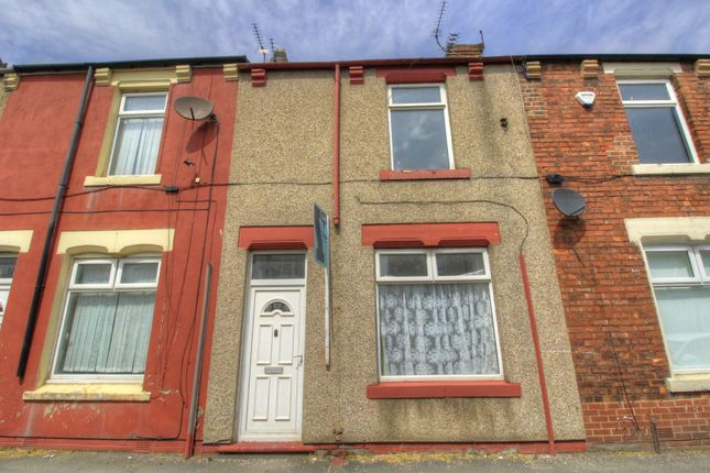 Front of Hereford Street, Hartlepool TS25