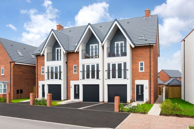 Thumbnail Terraced house for sale in Little Stanneylands Stanneylands Road, Wilmslow