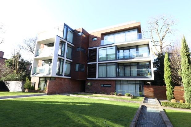 Thumbnail Flat to rent in Woodsend, 135A Barlow Moor Road
