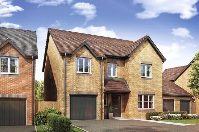 Thumbnail Detached house for sale in Malvhina Court, Brook Farm Drive, Malvern, Worcestershire