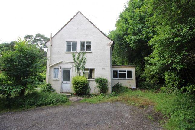 Thumbnail Detached house for sale in Deepcut Bridge Road, Deepcut