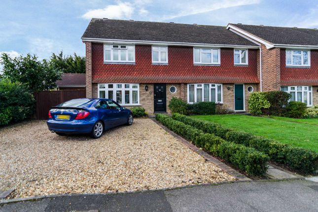 Thumbnail End terrace house for sale in The Drive, Sidcup