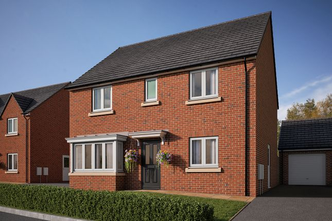 "Thumbnail Detached house for sale in ""The Pembroke"" at Roecliffe Lane, Boroughbridge, York"