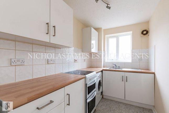 Thumbnail Flat to rent in Ashfield Road, London