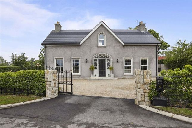 Thumbnail Detached house for sale in Church Road, Lisburn