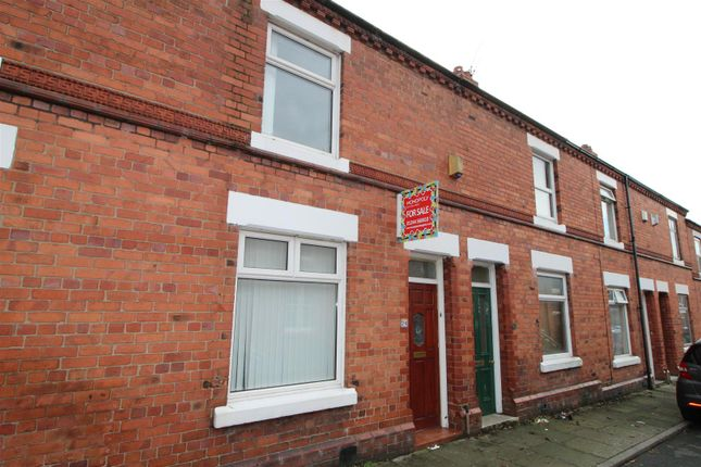 Front of Prescot Street, Hoole, Chester CH2