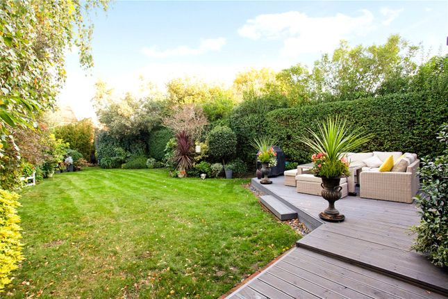 Thumbnail Detached house for sale in Wood Road, Shepperton, Surrey