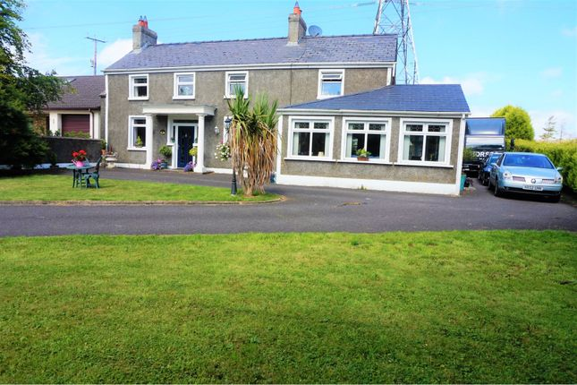 Thumbnail Detached house for sale in Lisglass Road, Carrickfergus