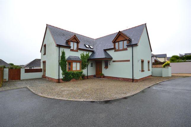 5 bed detached house for sale in Fairways, Pembroke Dock