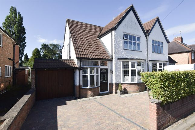 Thumbnail Property for sale in Dorothy Avenue, Glen Parva, Leicester