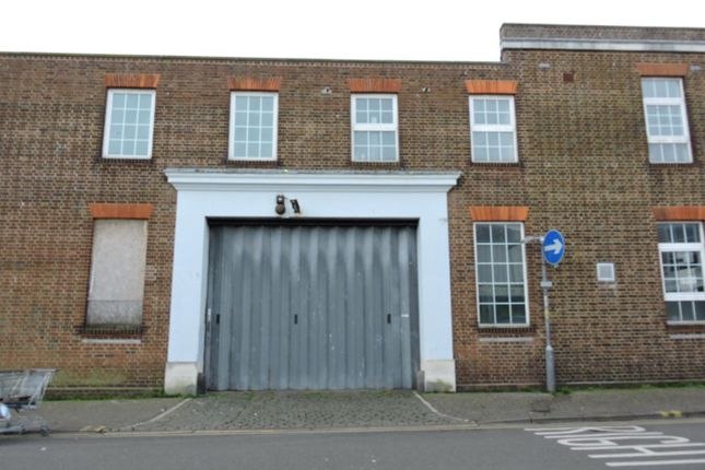 Thumbnail Warehouse for sale in High Street, Clacton-On-Sea