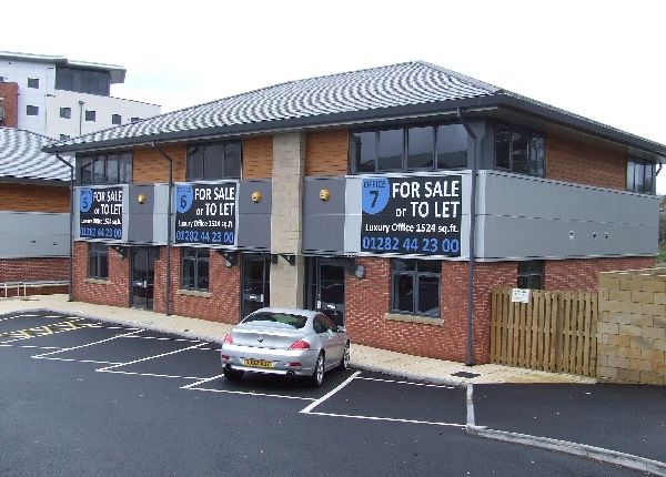 Thumbnail Office for sale in Waterside Office Park, Off Ormerod Street, Accrington