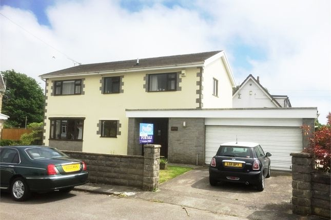 Thumbnail Detached house for sale in Ton Kenfig, Mawdlam, Nr Porthcawl