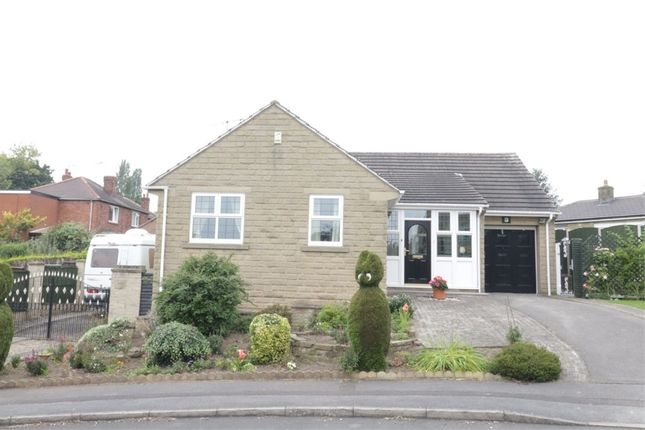 Thumbnail Detached bungalow for sale in Chaff Close, Whiston, Rotherham, South Yorkshire