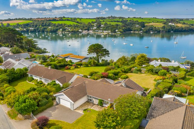 Thumbnail Detached bungalow for sale in Restronguet Point, Feock, Truro