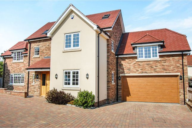 Thumbnail Detached house for sale in Dinglederry, Olney