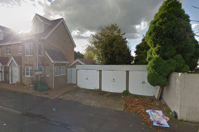 Thumbnail Land for sale in Heath Park Road, Heath Park, Romford