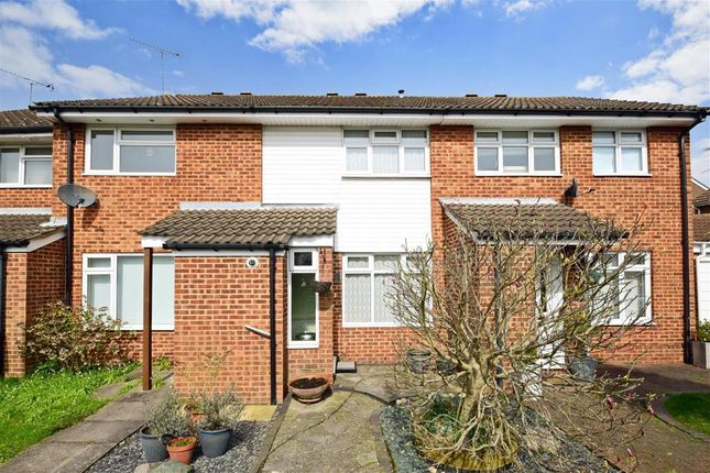 Thumbnail Terraced house for sale in Warrington Square, Billericay, Essex