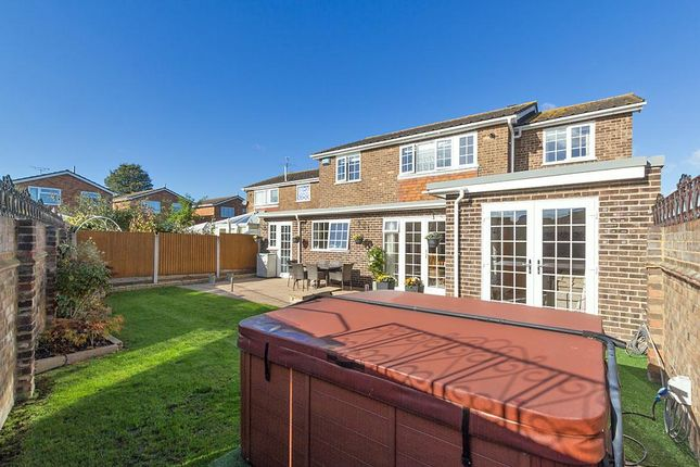 Thumbnail Detached house for sale in Merlin Close, Sittingbourne