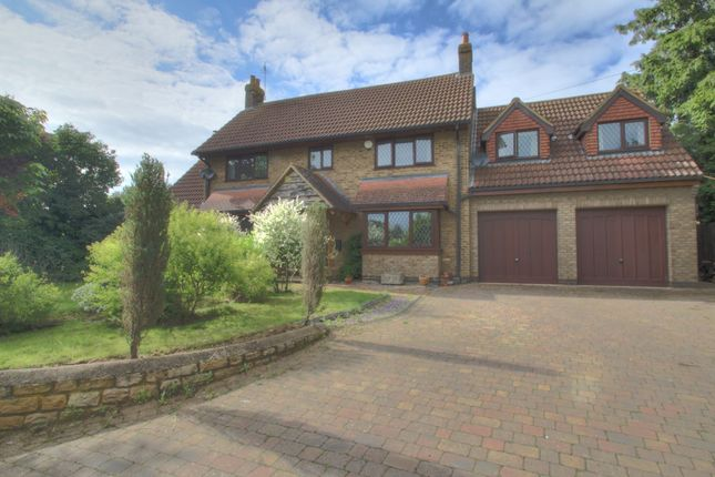 Thumbnail Detached house for sale in South Street, Isham, Kettering