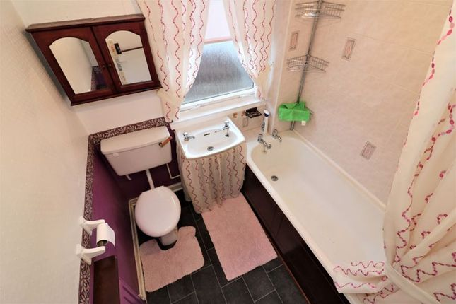 Family Bathroom of Priory Avenue, Paisley PA3