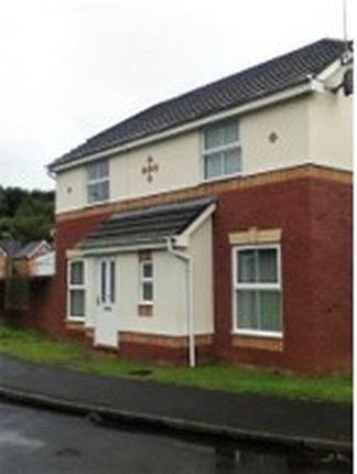 Thumbnail Detached house for sale in Cedar Wood Close, Rogerstone, Newport