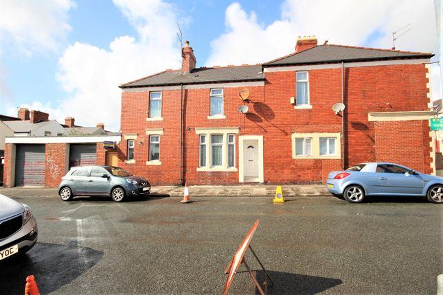 Thumbnail End terrace house for sale in Brithdir Street, Cathays, Cardiff