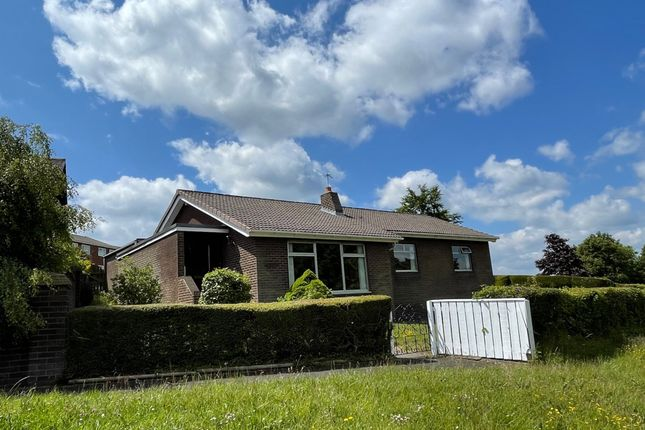 Thumbnail Detached bungalow for sale in Northumbria Place, Stanley