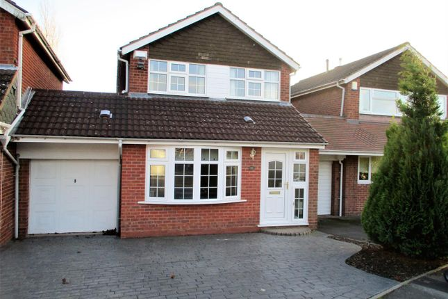 Thumbnail Detached house for sale in Tyrley Close, Compton, Wolverhampton