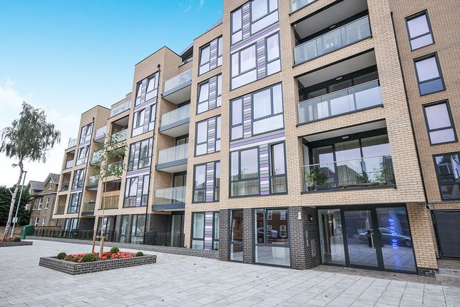 Thumbnail Flat for sale in Grove Place, London