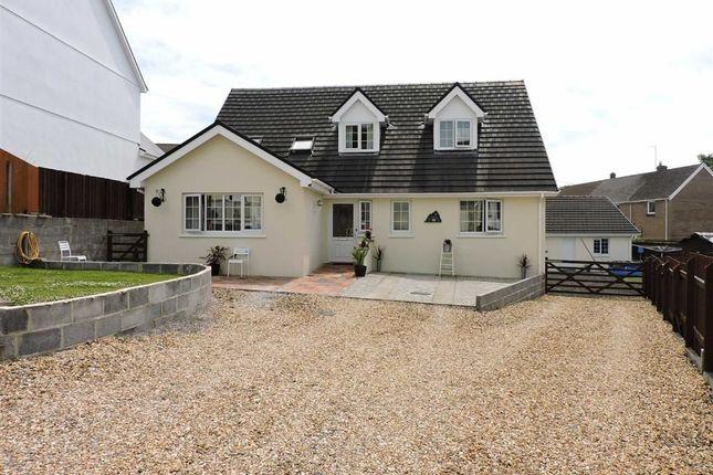 Thumbnail Detached bungalow for sale in Glenfryn, Porthyrhyd, Carmarthen