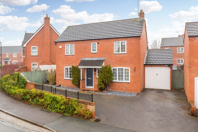 3 bed detached house for sale in Quintonside, Grange Park, Northampton NN4