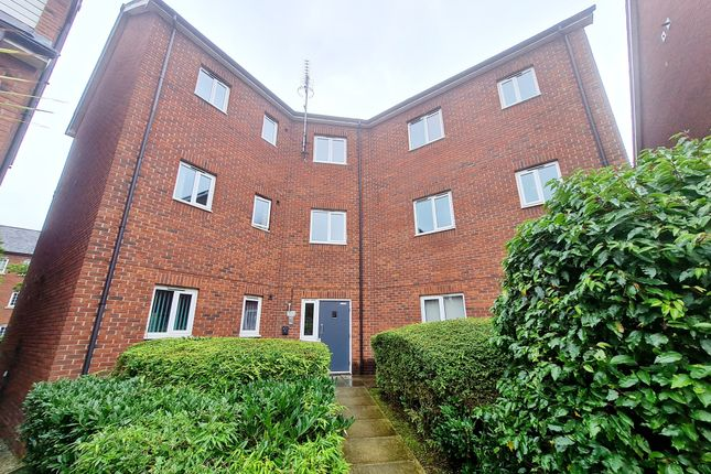 Thumbnail Flat to rent in Irwell Place, Radcliffe, Stoneclough