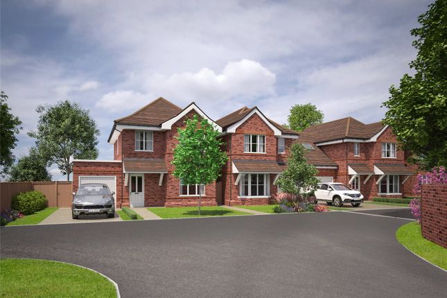 Thumbnail Detached house for sale in Leaford Crescent, Watford
