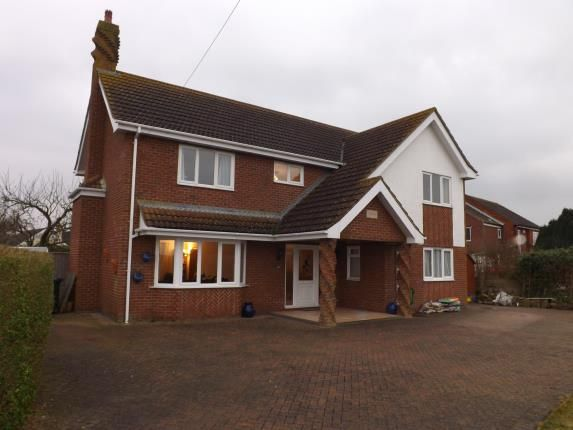 Thumbnail Detached house for sale in Church Lane, Mablethorpe