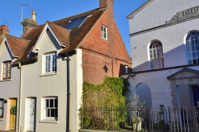 Thumbnail Town house for sale in New Street, Petworth