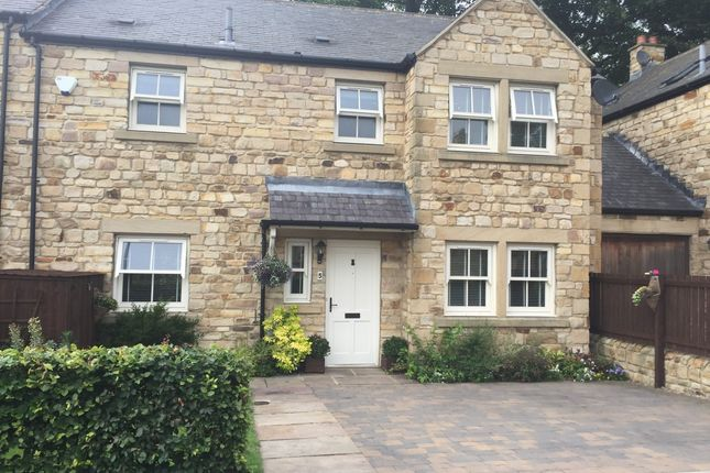 Thumbnail Semi-detached house for sale in The Paddock, Witton-Le-Wear, County Durham
