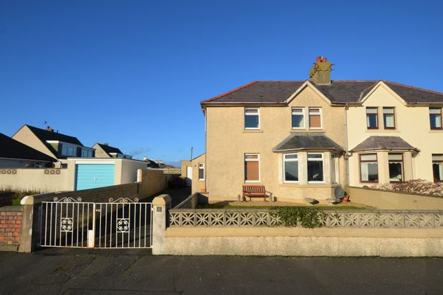 Thumbnail Semi-detached house for sale in 16 George Street, Girvan