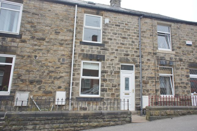 Thumbnail Terraced house to rent in Orchard Street, Deepcar, Sheffield