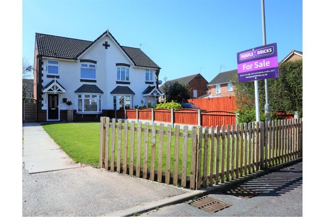 Thumbnail Semi-detached house for sale in Turriff Road, Liverpool