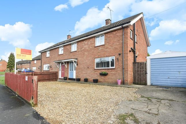 3 bed semi-detached house for sale in Mold Crescent, Banbury