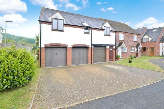Thumbnail Detached house for sale in Rydon Acres, Kingsteignton, Newton Abbot, Devon