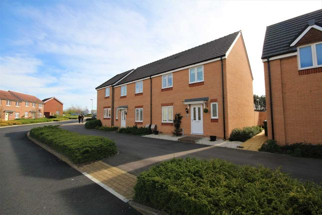 End terrace house for sale in Falcon Way, Bracknell